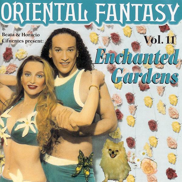 Oriental Fantasy (Vol.11) Enchanted Gardens